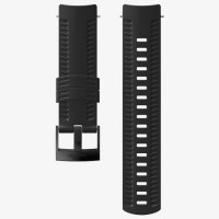 Каишка SUUNTO 24MM ATHLETIC 2 SILICONE STRAP Black